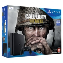 Consola Sony Ps4 1tb Call Of Duty Wwii