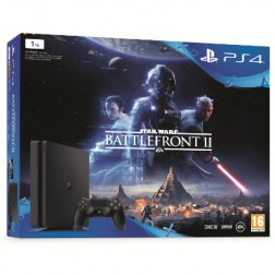 Consola Sony Ps4 1tb Star Wars Battlefront Ii