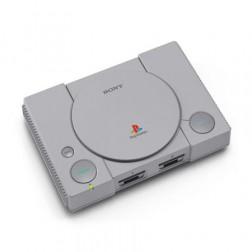 Consola Sony Playstation Classic ( Con 20 Juegos Pre Instalados )