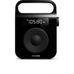 Radio Digital Philips Ae2600b Pilas/Corriete 5 Pre