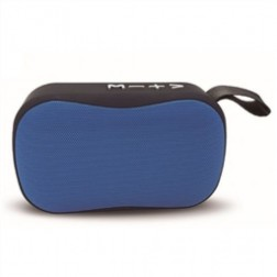 Altavoz Elbe Altr20bt Bluetooth Mini Azul
