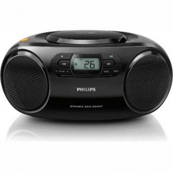Radio Cd Philips Az320/12 Mp3-Cd Usb Mp3