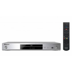 Blu Ray Pioneer Bdp-180-S Silver 4k 3d Wifi Direct