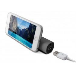 Altavoz Bluetooth Ksix Charge&Play Bateria Aux.