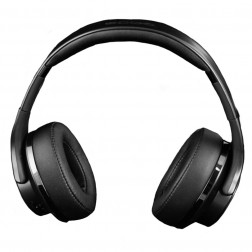 Auriculares Diadema Ksix Go&Play Reverse Inalambricos Plegables Negros