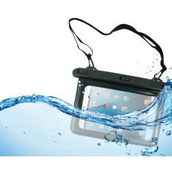 Funda Universal Ksix Waterproof Para Tablet  8""