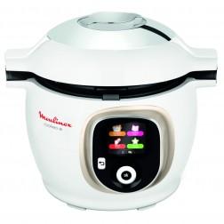 Robot Cocina Moulinexce851a10 Cookeo+ 150 Recetas