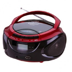 Radio Cd Sunstech Crusm390rd