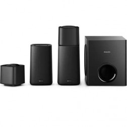 Home Cinema Philips Css5235y/12 4.1 200w Inalambri