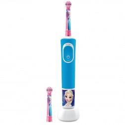 Cepillo Dental Braun Oral-B D100 Vitality Kids Frozen Plus Box