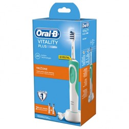Cepillo Dental Braun*p&G D12 Vitality Trizone Plus