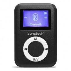 Mp3 8gb Sunstech Dedalo2bt8gbbk Bluetooth Negro