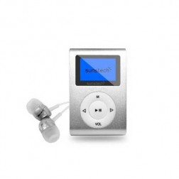 Mp3 4gb Sunstech Dedaloiii Plata