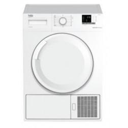 Secadora Cond Beko Dhs8312pa0 8kg Blanca A+ Bom