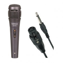 Microfono Sakkyo Dm302 Para Karaoke