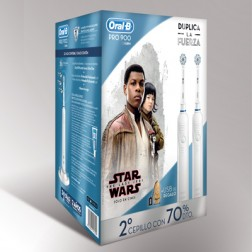 Cepillo Dental Braun Oral-B Duopro900 Star Wars