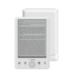 Libro Digital Sunstech Ebi8ltouchwt 8gb Blanco