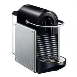 Cafetera Nespresso Delonghi En125s Pixie Silver