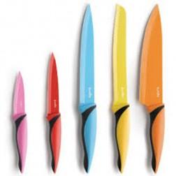 Set 5 Cuchillos Fundix F-Con