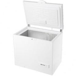 Congelador H Indesit Os1a250h 112cm Blanco A+