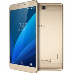 """Tablet 7"""" Innjoo F5 3g Quad Core 8gb Oro"""