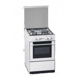 Cocina Gas Meireles G1530dvw But 3f 53.5cm Blanca