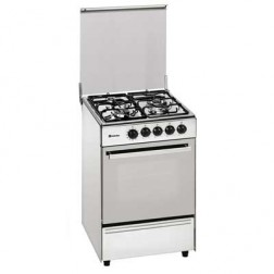 Cocina Gas Meireles G2302dvx But 3f 56.5cm Inox