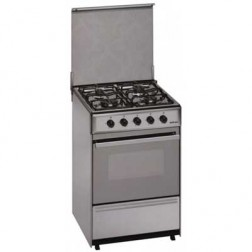 Cocina Gas Meireles G2540vx 4f 53,5cm But Inox