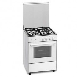 Cocina Gas Meireles G603w 3f 60x60cm Blanca But