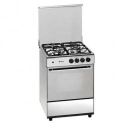 Cocina Gas Meireles G603x 3f 60x60cm Inox But
