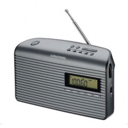 Radio Portatil Grundig Music61 Neg/Grafit (Grn1410