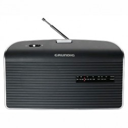 Radio Portatil Grundig Music60 Grafito (Grn1500)
