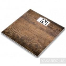 Bascula Baño Beurer Gs203 Wood