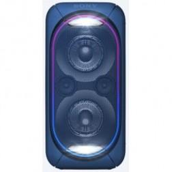 Altavoz Portatil Sony Gtkxb60l Bluetooth Azul