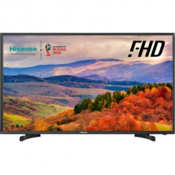 Lcd Led 39 Hisense H39n2110c Full Hd Usb Hdmi