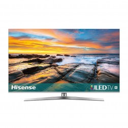 Tv 50 Hisense H50u7b Uled 4k Uhd Connected Ia Smart Tv Assistant Alexa Blue