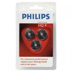 Cuchillas Philips Hq9/40-Hq9/50 Pack 3 9100-8100 S