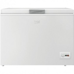 Congelador H Beko Hsa32530n 86x110x72cm Blanco A+