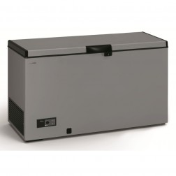 Congelador H Hyundai Hych411l152s 86x152cm 411l Silver A+