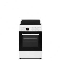 Cocina Vitro Hyundai Hyco4033eb 3f 50 Bl Horno Ele