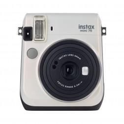 Cámara fotos instantánea Fujifilm Instax Mini 70 blanca