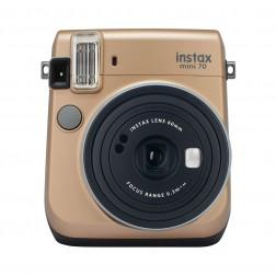 Cámara fotos instantánea Fujifilm Instax Mini 70 oro