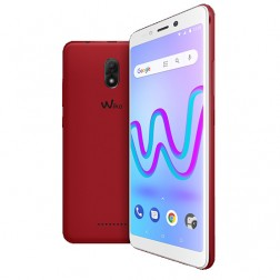 "Movil Wiko Jerry3 5.45"" Quad Core 16gb Rojo (Cherry Red)"