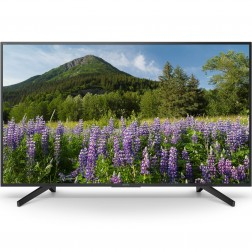 Tv 43 Sony Kd43xf7096 4k Hdr X-Reality Pro Youtube Wifi