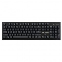 Teclado Gaming Bluestork Keyz-Carbon/Sp Cable Usb Negro