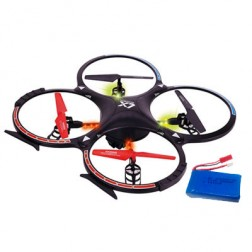 Dron 3go Valkyriahd Camara Hd Incluye 2 Bat+sd 2gb