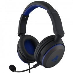 Auriculares Diadema Microfono Bluestork Korp-Oxigen Gaming Negro