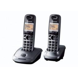 Telefono Inal Panasonic Kx-Tg2512spm Duo Gris