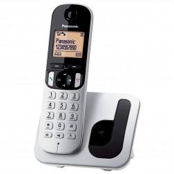 "Telefono Inal Panasonic Kx-Tgc210sps 1.6"" Gris/Negro"