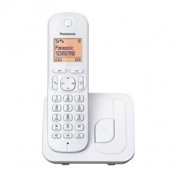 "Telefono Inal Panasonic Kx-Tgc210spw 1.6"" Blanco"